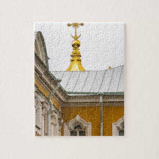 Peterhof Palace and Gardens St. Petersburg Russia Jigsaw Puzzle