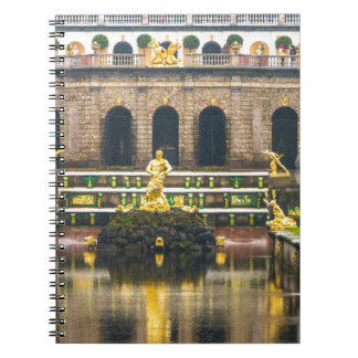 Peterhof Palace and Gardens St. Petersburg Russia Note Book