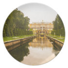 Peterhof Palace and Gardens St. Petersburg Russia Plate