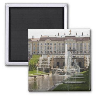Peterhof Square Magnet