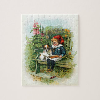 Peterkin Paul Jigsaw Puzzle with Gift Box