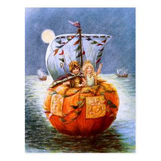 Peterkin Pumperkin and the Princess Postcard