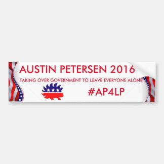 PETERSEN 2016 D'AUSTIN AUTOCOLLANT DE VOITURE