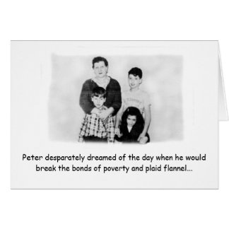 Pete's Bday Card