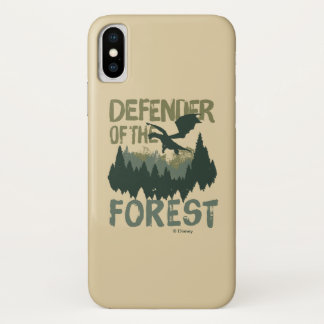 Pete's Dragon | Defender of the Forest iPhone X Case