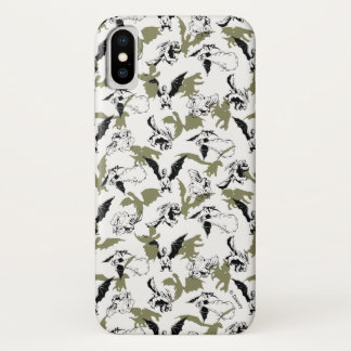 Pete's Dragon | Dragon Pattern iPhone X Case