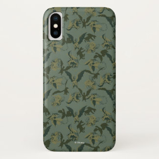 Pete's Dragon | Green Dragon Pattern Case-Mate iPhone Case