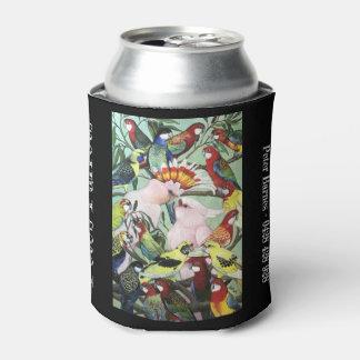 Pete's Parrots - Stubby Cooler
