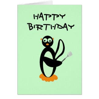 peteygrills, Happy Birthday Card