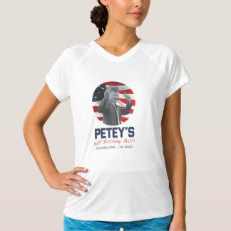 Petey's 60th Begas Bash Women's V-Neck Shirt
