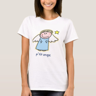 Petit Ange (little angel in French) T-Shirt