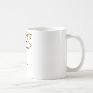 Petit Ange (peu d'ange en français) Mug Blanc