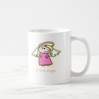 Petit Ange (peu d'ange en français) Tasse À Café