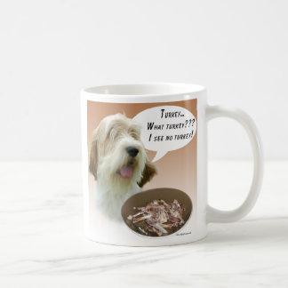 Petit Basset Griffon Vendéen Turkey Mugs