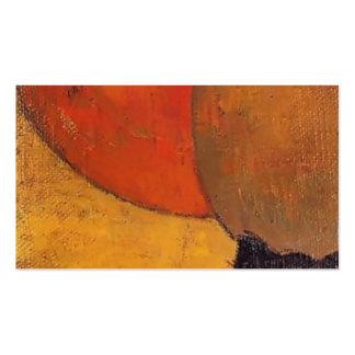Petit chat de Paul Gauguin- A Cartes De Visite Professionnelles