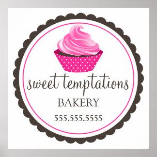 Petit gâteau de boulangerie