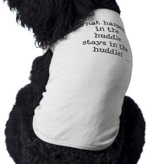 Petit groupe manteaux pour chien