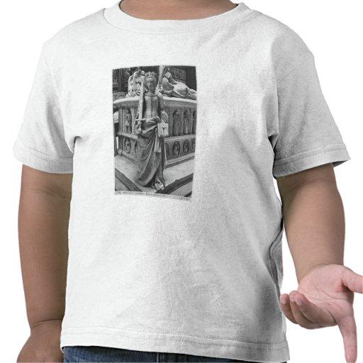 Petit groupe de justice t-shirt