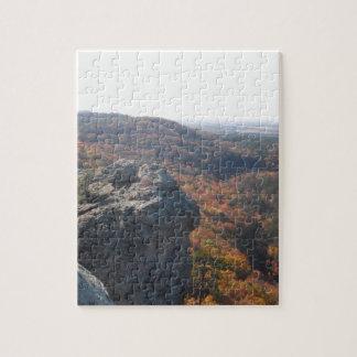 Petit Jean State Park Arkansas Jigsaw Puzzle