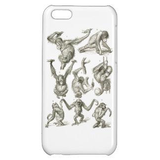 Petit Monkies mignon Coque iPhone 5C