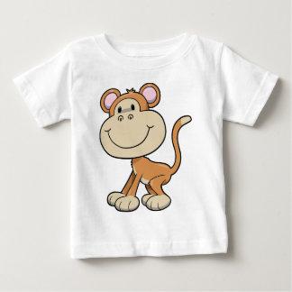 Petit singe mignon t shirt