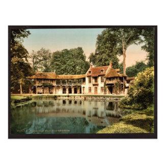 Petit Trianon Park, Maison du Seigneur, Versailles Postcard