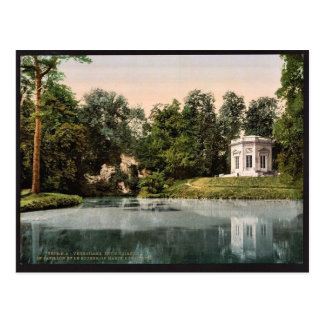 Petit Trianon, the Pavillion and the Rock of Marie Postcard