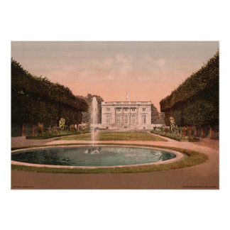 Petit Trianon, Versailles, France Poster