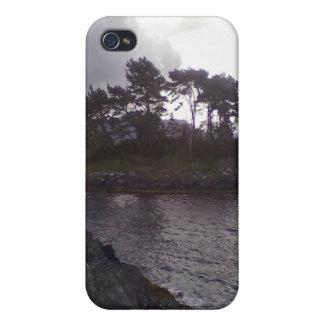 petite île coque iPhone 4