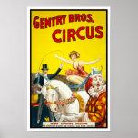 Petite noblesse Bros. Circus, 1920