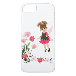 """PetitRose """"Little Flower Fairy"""" , Iphone iPhone 7 Case"""