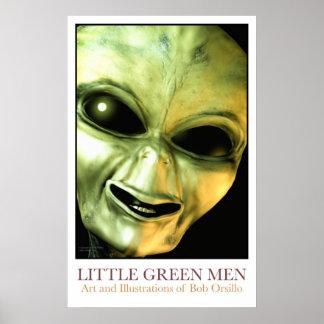 Petits hommes verts