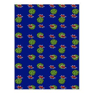 petits hommes verts et petites planètes vertes cartes postales