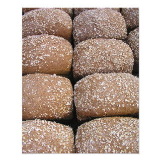 Petits pains de pain de Brown Photographies