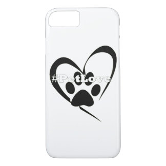 #PetLove iPhone 7 Case