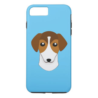 Petory Jack Russell iPhone Case