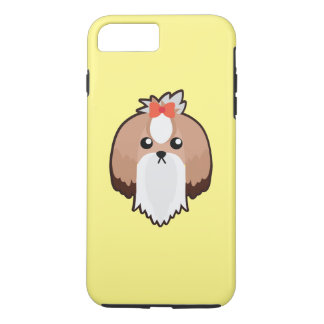 Petory Shih Tzu iPhone case