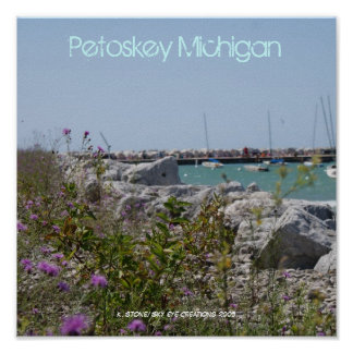 Petoskey Michigan Poster