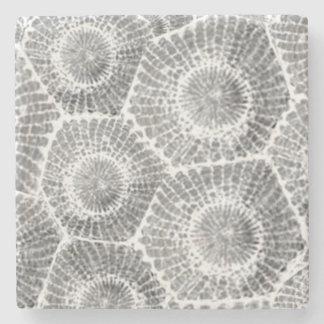 Petoskey Stone Pattern Stone Coaster