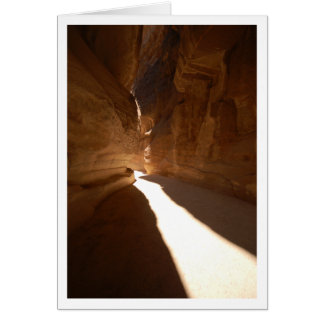 Petra, Jordan Card