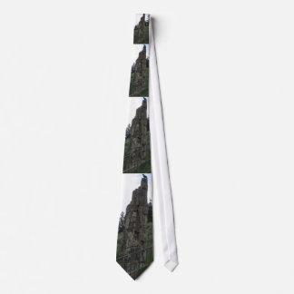 Petrified Tree Tie