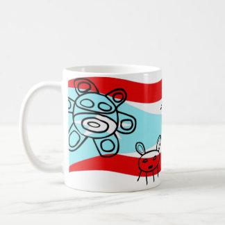 Petroglifos Taínos Coffee Mug