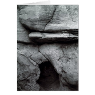 Petroglyph Cave # 2 Card