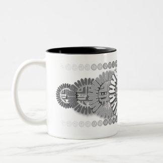 Petroglyph Sun's Mug Design 1