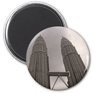 Petronas Towers Magnet