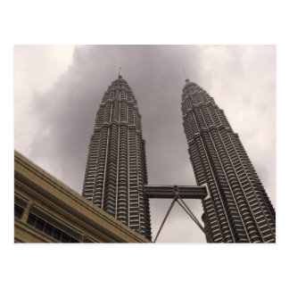 Petronas Towers Postcard