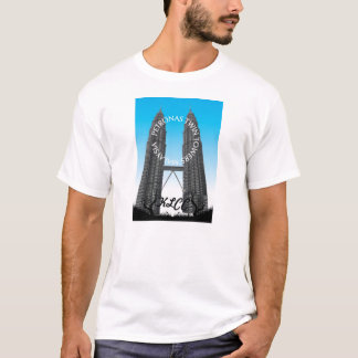 Petronas Twin Towers KLCC T-Shirt