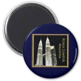 Petronas Twin Towers Magnet