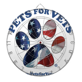 Pets for Vets Dartboard