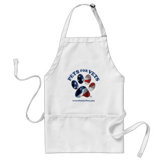 Pets for Vets Standard Apron